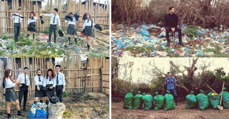 The #TrashTag Viral Challenge Is Inspiring Bored Teens To Go Outside And Pick Up Garbage