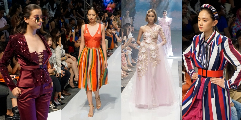 5 Trends That Took Centrestage At The Panasonic Manila Fashion Festival