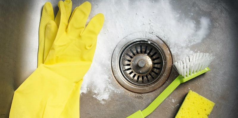 5 Ways to make your sink squeaky clean