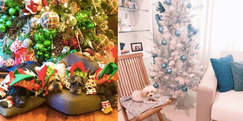 Get Christmas decor inspo from these Filipino celebrity homes