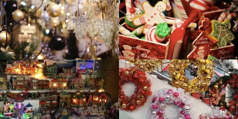 5 places to get lovely, affordable Christmas decorations in Manila