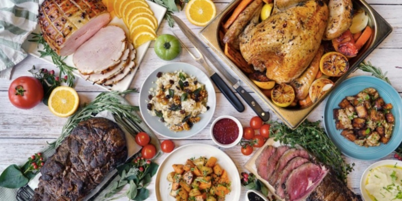 The Most Awesome Christmas feasts and events in Singapore