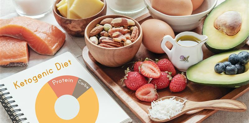 17 foods commonly taken on a Ketogenic diet