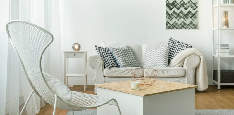 13 Living room design tips for small spaces