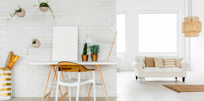 Design inspirations: Small desks for small spaces