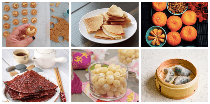 12 Chinese New Year Lucky Foods and Their Meanings