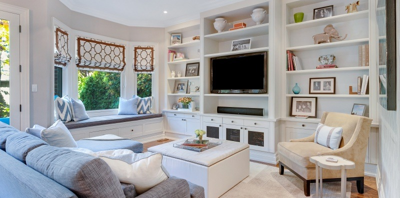 15 home organisation ideas for stylish storage space