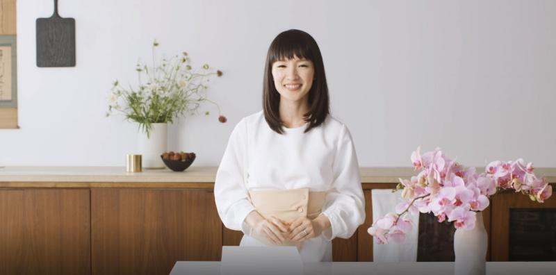 Tidying up Konmari style: 5 tips from Marie Kondo to declutter your home