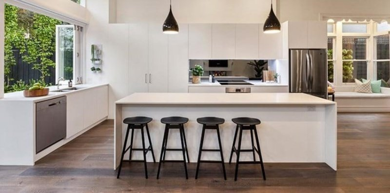 15 Kitchen trends for the new year