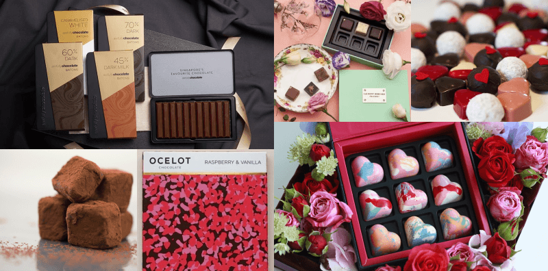 Best Chocolates in Singapore for Valentines Day 2019