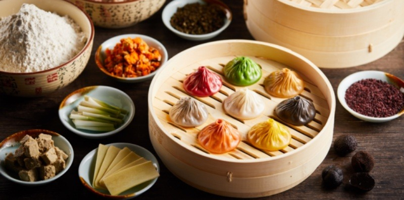 Unique Xiao Long Bao Flavours you can find in Singapore