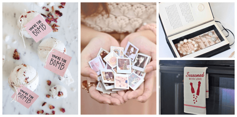 12 Practical Valentine gifts that you can DIY
