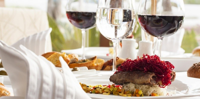 A beginner's guide to food and wine pairing