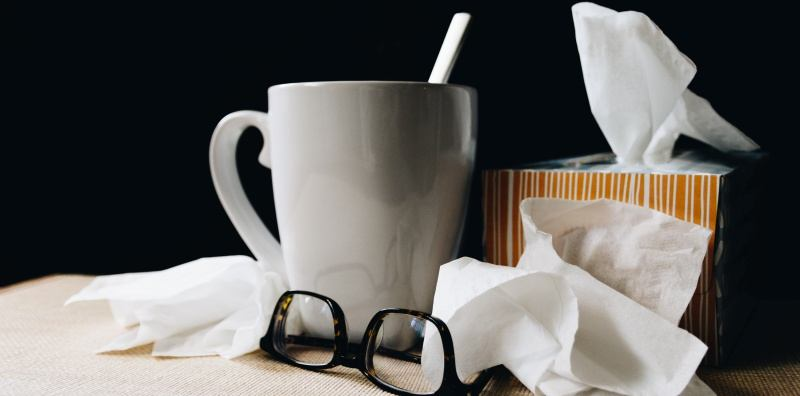 7 reasons you're falling sick at home so often