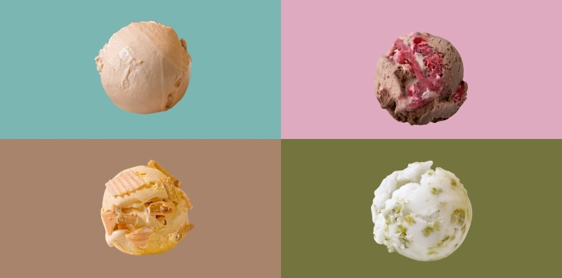 Find your forever Matinong bae over Sebastian's Ice Cream Valentine Collection