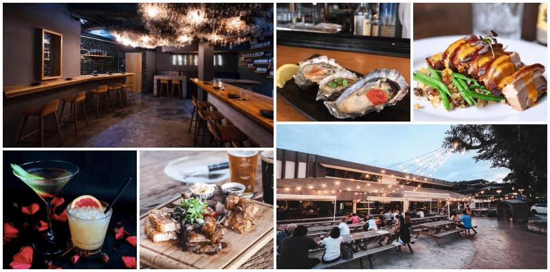 8 Restaurants and Bars for a great Valentines with friends