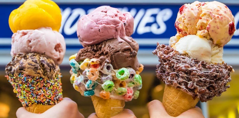 Where To Find These Incredibly IG-Worthy Ice Cream Cones In Manila