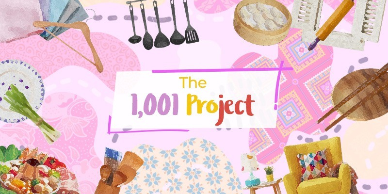 The 1.001 Project