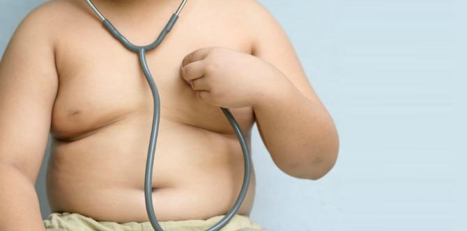 Are you unknowingly making your child obese?
