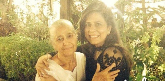 A tribute to my Mum-in-law: Happy Mother's Day!