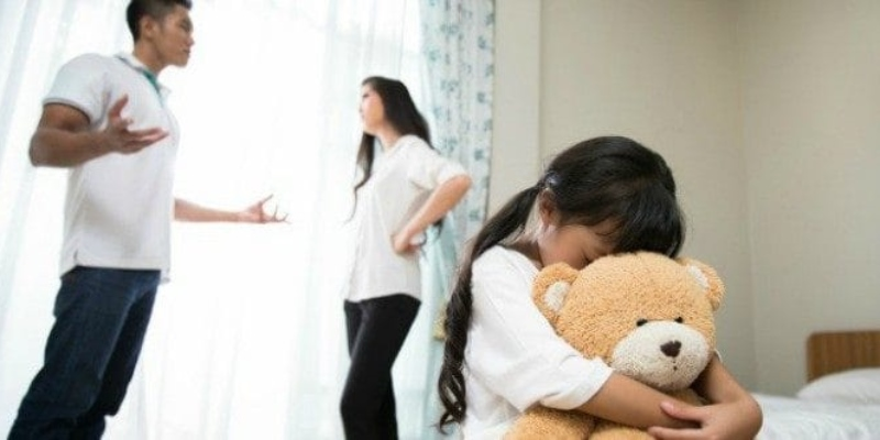 How Does Fighting In Front Of Your Kids Affect Their Long-Term Development?
