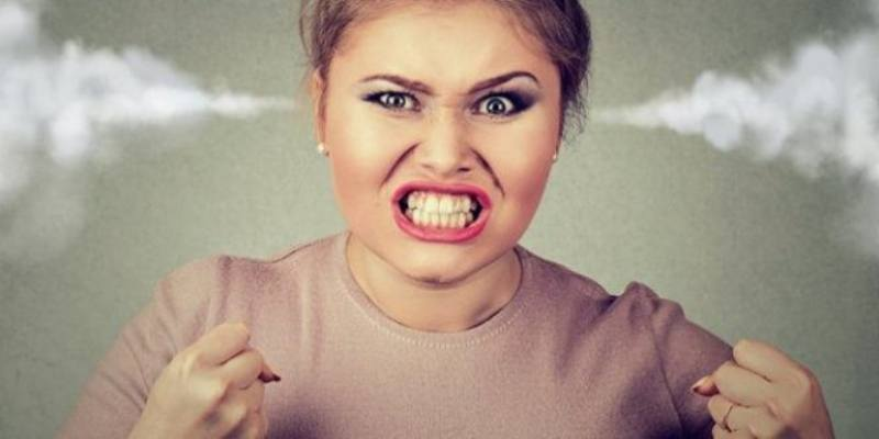 Why your wife is angry all the time: 3 reasons