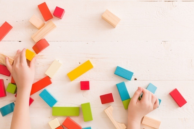 shutterstock 582985246 Mums, are you encouraging your little ones to be creative?