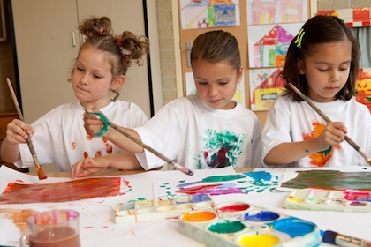 arts and creativity for kids