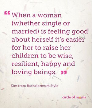 quote about being a single mother