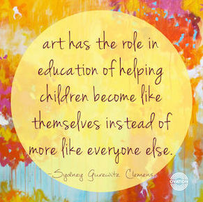 art quotes for kids