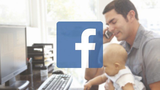 paternity leave facebook