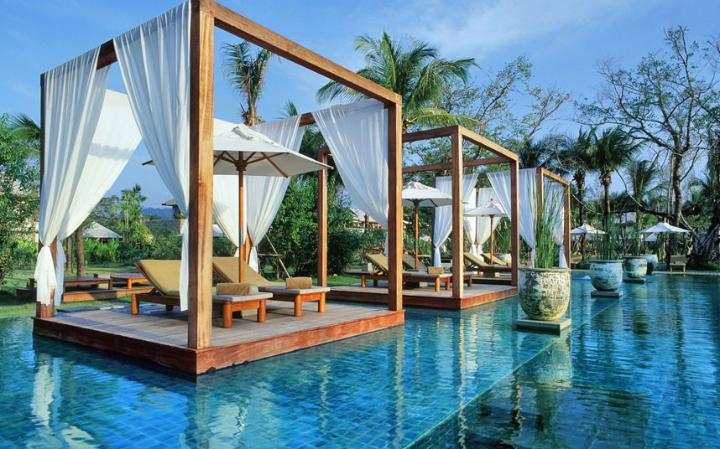 11 hotels with the best swimming pools