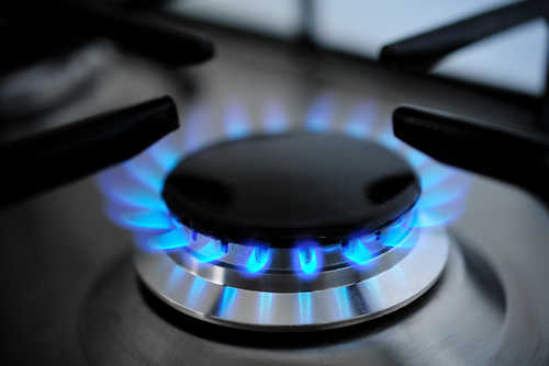 5. Cooking gas