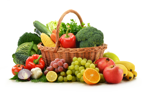 5) Should not eat fruits and vegetables