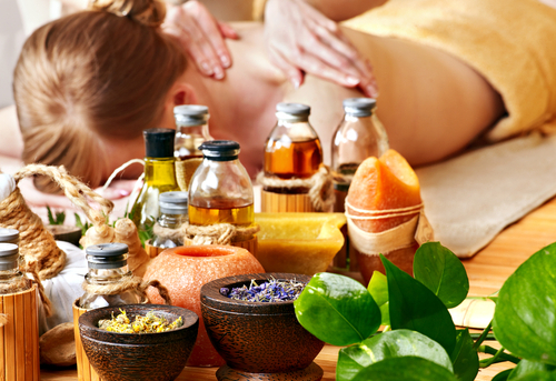 3) Pamper your mum with a spa day