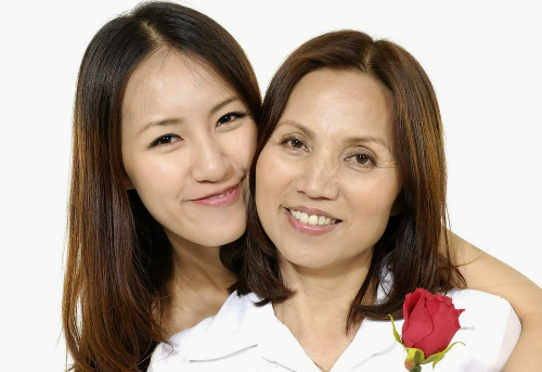 12) Spend some quality time with your mother