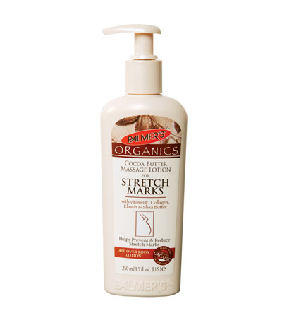 Palmer's Organics Cocoa Butter Massage Lotion for Stretch Marks