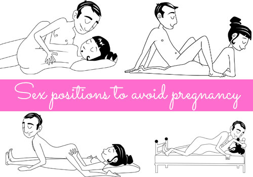 Click next to see sex positions to avoid pregnancy..