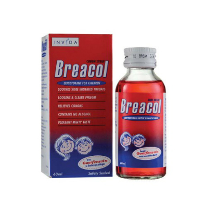 Breacol Cough Syrup