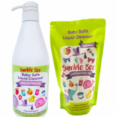 Bumble Bee Baby Safe Liquid Cleanser 750ml