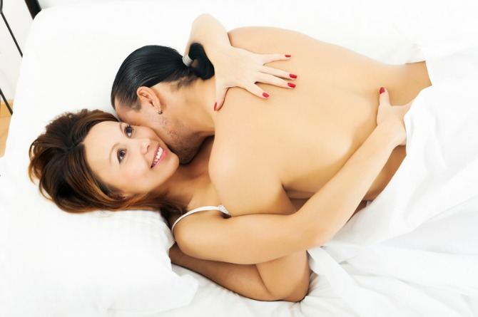 These are the best sexual positions for quicker conception