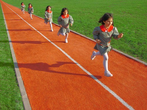 Getting your kids to exercise