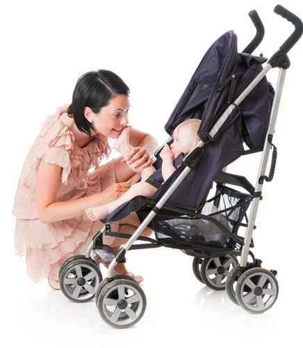 Choosing a stroller for your newborn