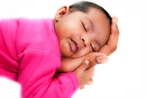Good sleep habits for your newborn baby