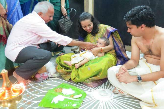 choroonal ceremony Tips for memorable annaprashan ceremony: baby's first solid feeding ceremony