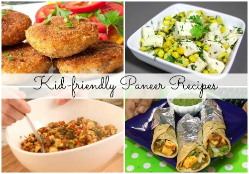 5 Paneer Recipes for Kids Which You Must Try!