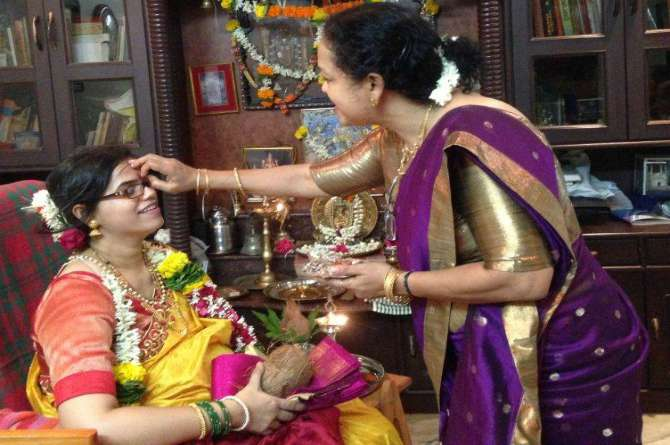 How Would You Plan Your Godh Bharai Ceremony