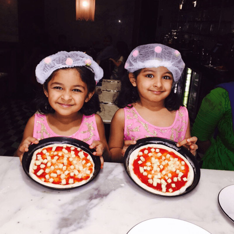 Kid friendly restaurants in South Mumbai