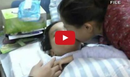 Little boy's dying wish is granted - Watch this touching video