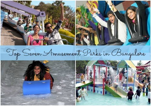 Top 7 amusement parks in Bangalore